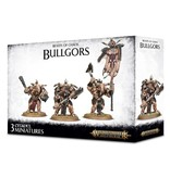 Beasts of Chaos  WARHERD BULLGORS SPECIAL ORDER DHC
