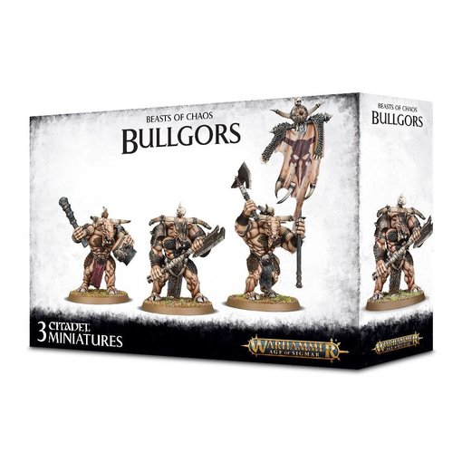 Beasts of Chaos  WARHERD BULLGORS SPECIAL ORDER