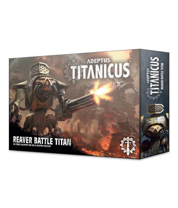 ADEPTUS TITANICUS REAVER BATTLE TITAN SPECIAL ORDER