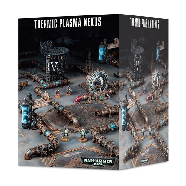 40K TERRAIN THERMIC PLASMA NEXUS (Additional Shipping Applies)