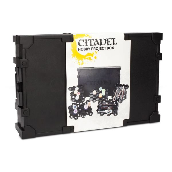 CITADEL LARGE HOBBY PROJECT BOX (Additional Shipping Applies)
