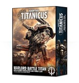 ADEPTUS TITANICUS WARLORD TITAN WITH PLASMA ANNIHILATOR AND POWER CLAW