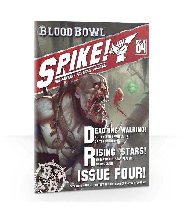 BLOOD BOWL SPIKE! JOURNAL ISSUE 4