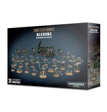 NECRONS DOMINION SPEARHEAD BATTLEFORCE ($2 Additional Shipping Applies) SPECIAL ORDER