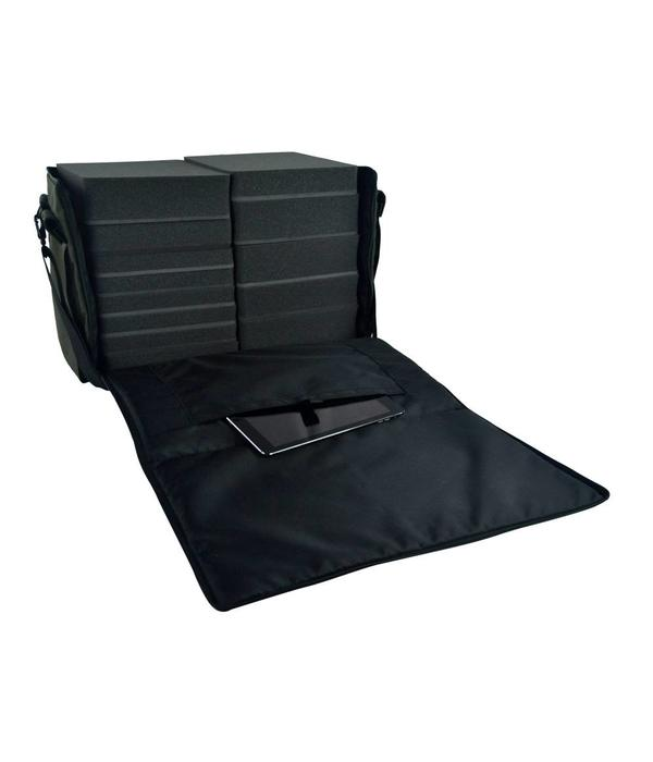 The Battle Bag - Army Carrying Case - Black (Additional Shipping May Apply)
