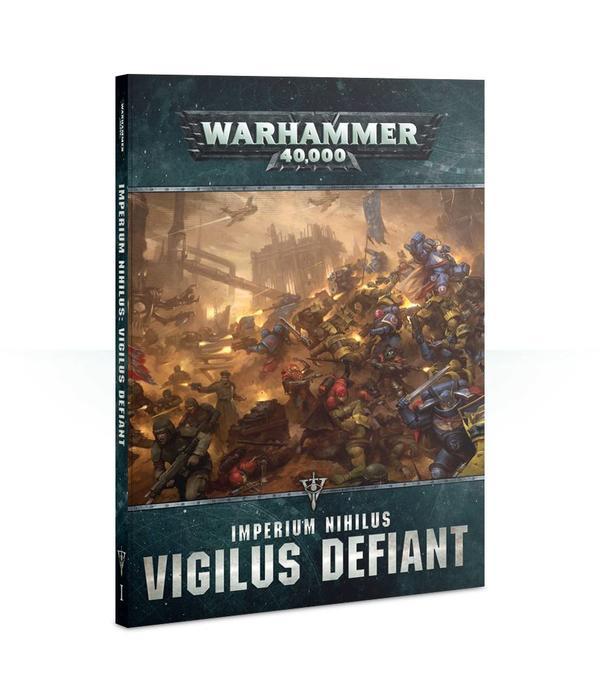 WARHAMMER 40K IMPERIUM NIHILUS VIGILUS DEFIANT