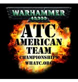 ATC 2019 WARHAMMER 40K TEAM TICKET