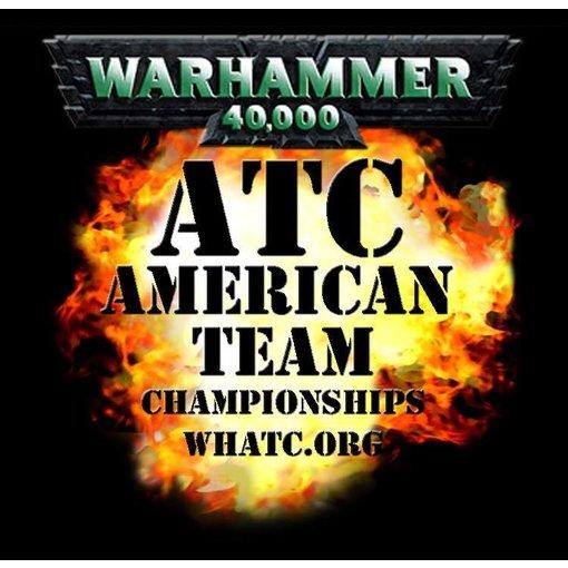 ATC 2019 WARHAMMER 40K TEAM TICKET