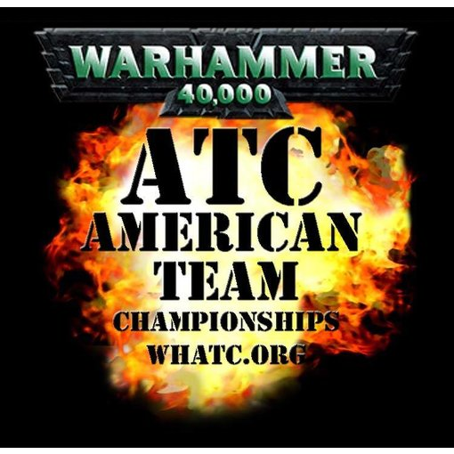 ATC 2020 WARHAMMER 40K TEAM TICKET