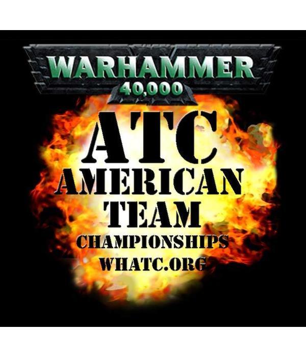 ATC 2020 WARHAMMER 40K TEAM TICKET