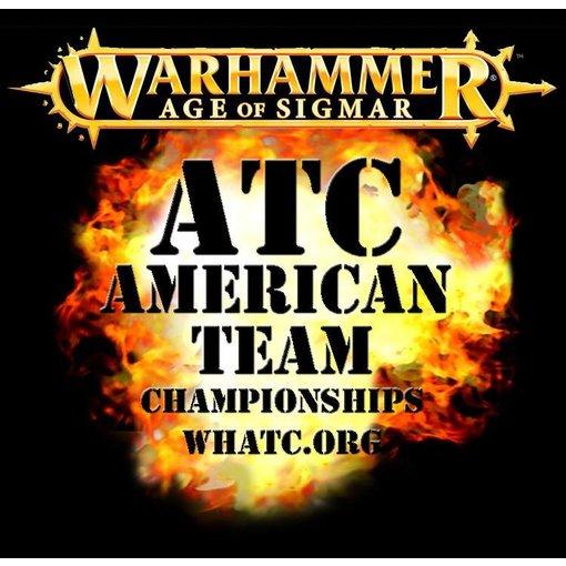 ATC 2019 AGE OF SIGMAR TEAM TICKET