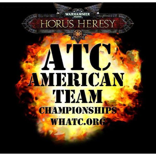ATC 2019 HORUS HERESY EVENT TICKET
