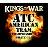 ATC 2019 KINGS OF WAR EVENT TICKET