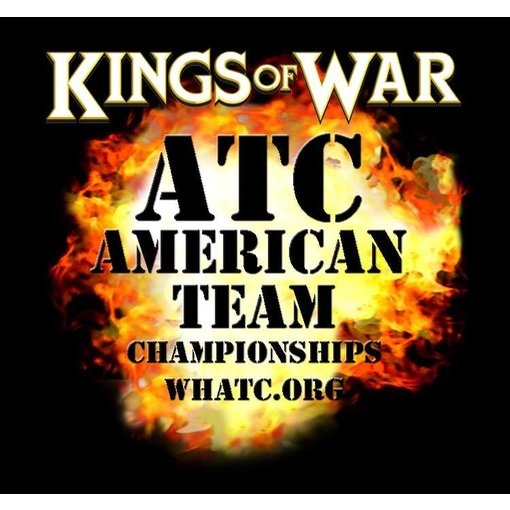 ATC 2020 KINGS OF WAR EVENT TICKET