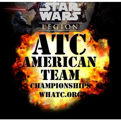 ATC 2019 STAR WARS LEGION SINGLES TICKET