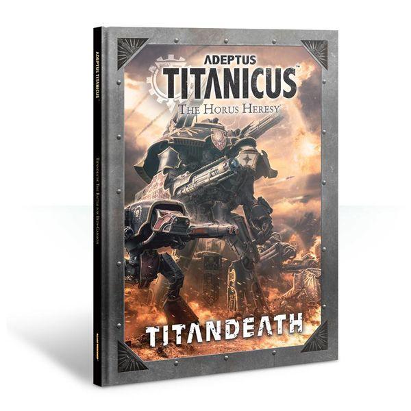 ADEPTUS TITANICUS TITANDEATH SPECIAL ORDER
