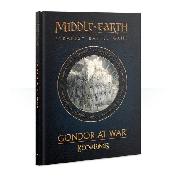 LOTR MIDDLE EARTH GONDOR AT WAR