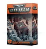 WARHAMMER 40K KILL TEAM KILLZONE SECTOR FRONTERIS (ADD $4 S&H)