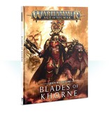 DAEMONS OF KHORNE BATTLETOME BLADES OF KHORNE 2019