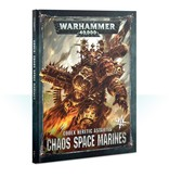 CODEX CHAOS SPACE MARINES 2019