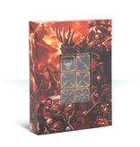 CHAOS SPACE MARINES DICE SET