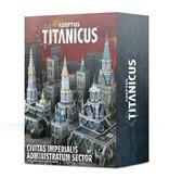 ADEPTUS TITANICUS CIVITAS IMPERIALIS ADMINISTRATUM SECTOR (ADD $4 S&H)