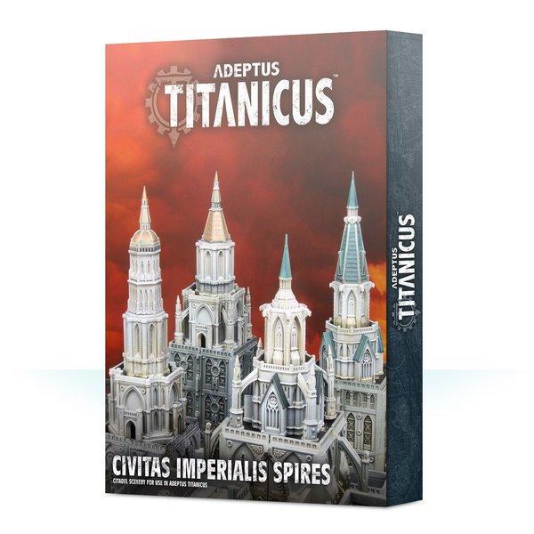 ADEPTUS TITANICUS CIVITAS IMPERIALIS SPIRES SPECIAL ORDER