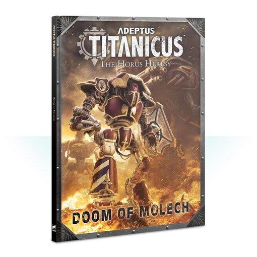 ADEPTUS TITANICUS DOOM OF MOLECH SPECIAL ORDER