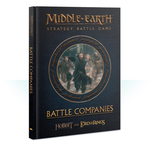 LOTR MIDDLE EARTH BATTLE COMPANIES 2