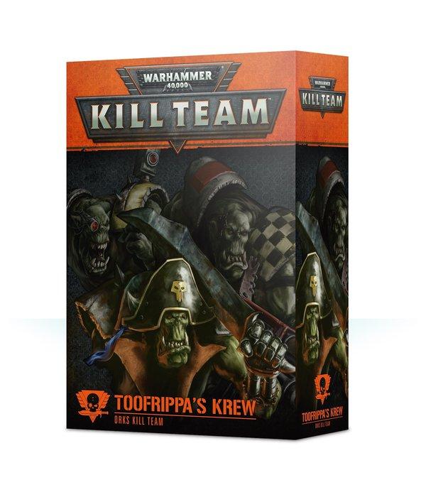 KILL TEAM TOOFRIPPAS KREW