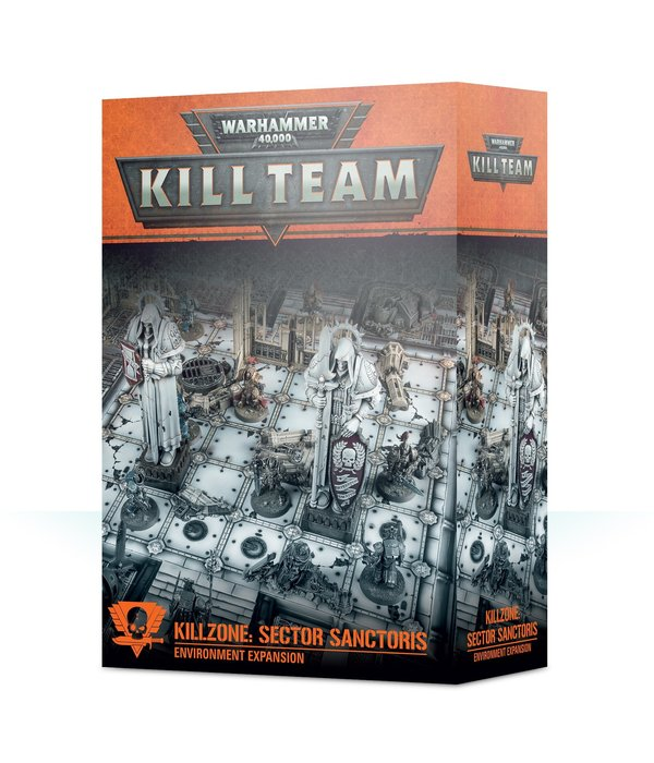 KILLZONE KILL TEAM SECTOR SANCTORIS