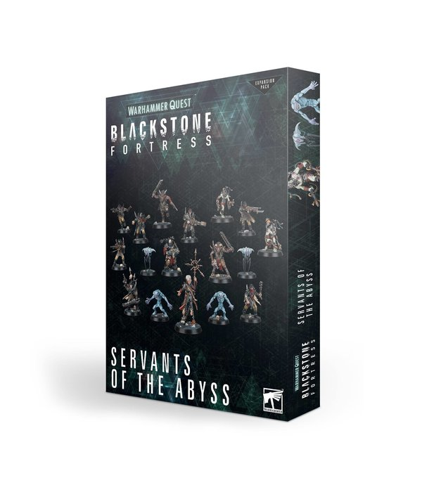 BLACKSTONE FORTRESS SERVANTS OF THE ABYSS