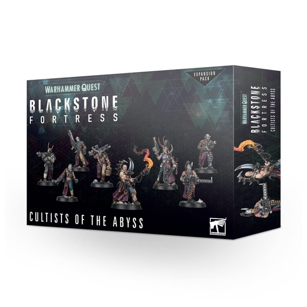 BLACKSTONE FORTRESS CULTISTS OF THE ABYSS