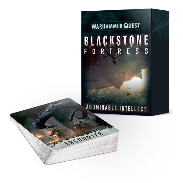 BLACKSTONE FORTRESS ABOMINABLE INTELLECT