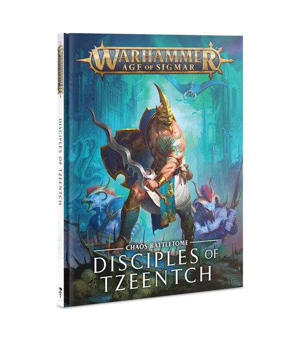 BATTLETOME DISCIPLES OF TZEENTCH 2020