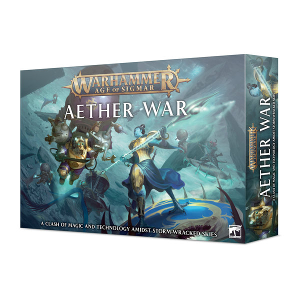 AGE OF SIGMAR AETHER WAR (ADD $3 S&H)