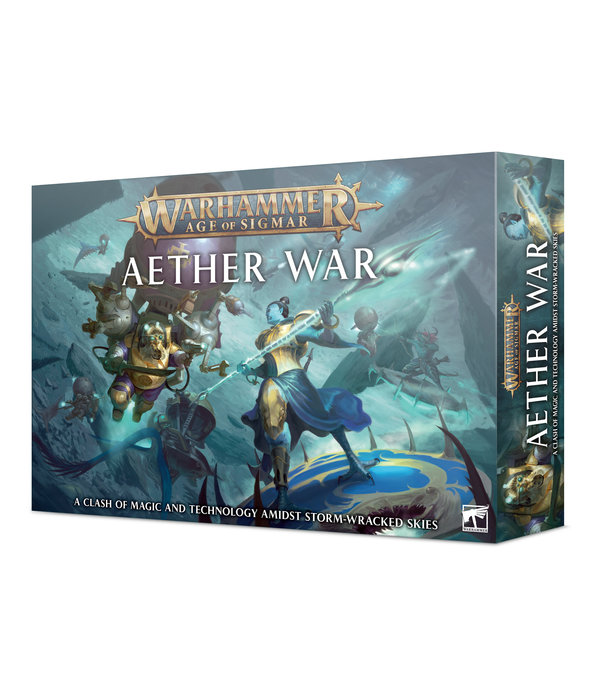 AGE OF SIGMAR AETHER WAR (ADD $3 S&H)