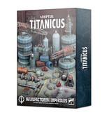 ADEPTUS TITANICUS MANUFACTORUM IMPERIALIS SCENERY