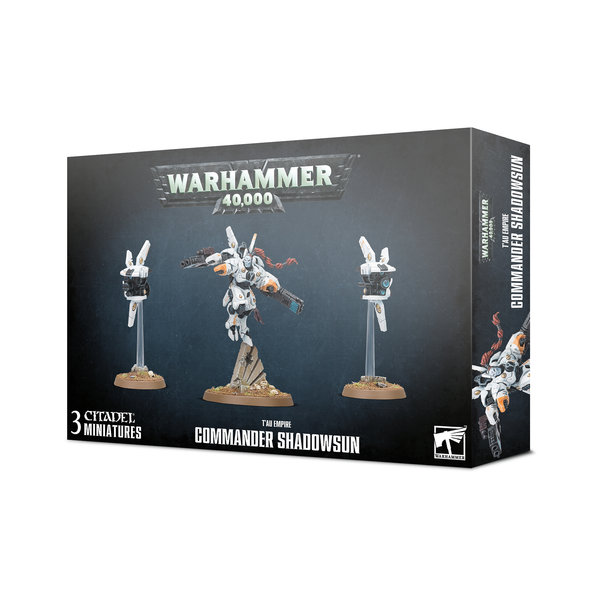 Tau Empire Commander Shadowsun 2020