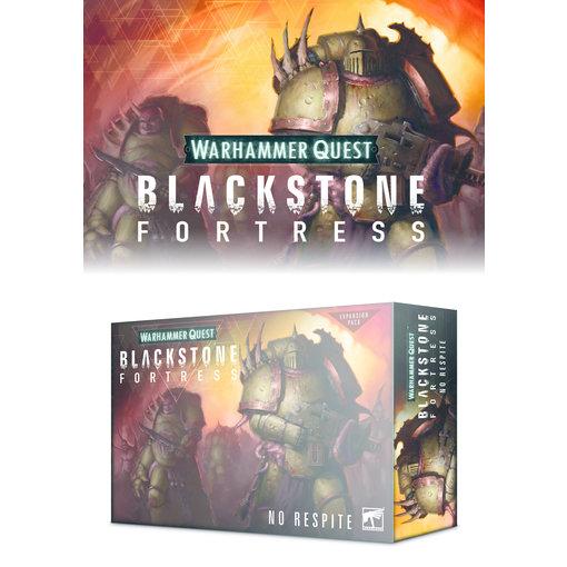 BLACKSTONE FORTRESS NO RESPITE