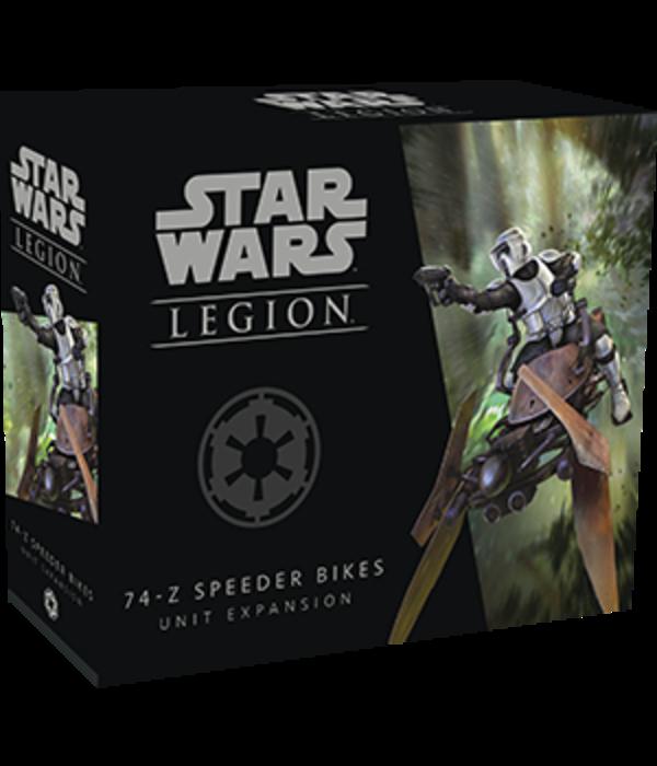 Star Wars Legion  74 Z Speeder Bikes Unit Expansion