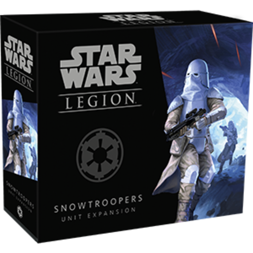 Star Wars Legion Snowtroopers Unit Expansion