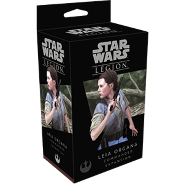 Star Wars Legion  Princess Leia Organa Commander Expansion