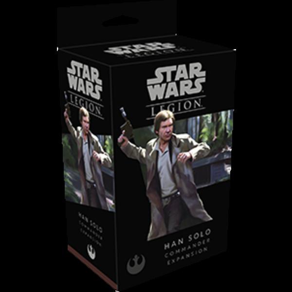 Star Wars Legion Han Solo