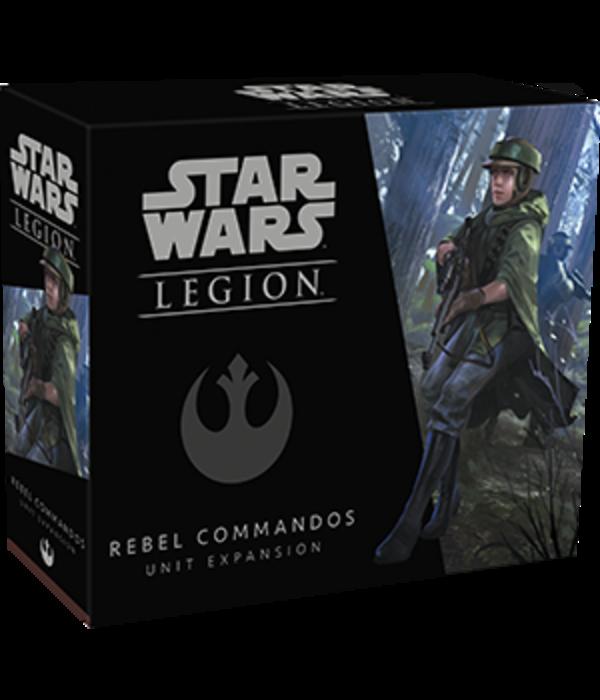 Star Wars Legion Rebel Commandos Unit Expansion