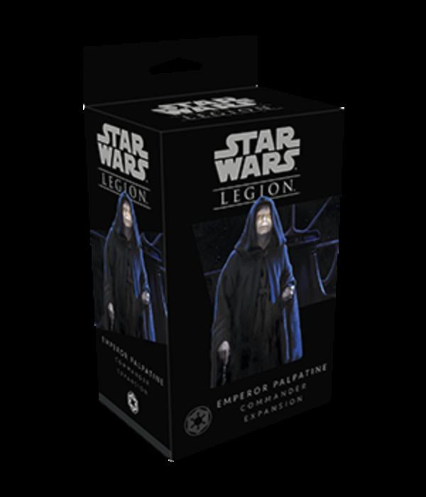 Star Wars Legion Emperor Palpatine Commander Expansion