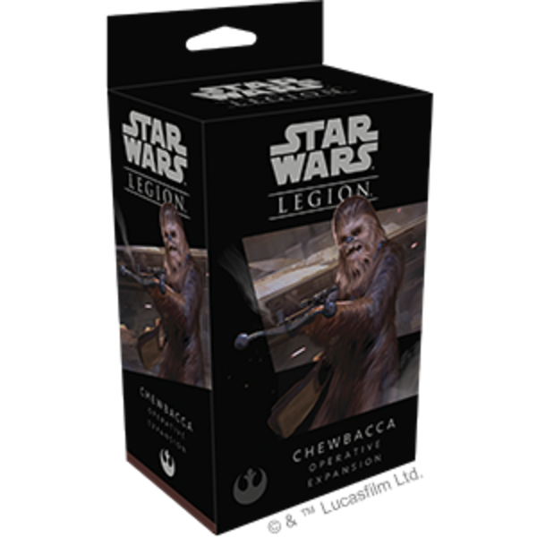 Star Wars Legion  Chewbacca Operative Expansion