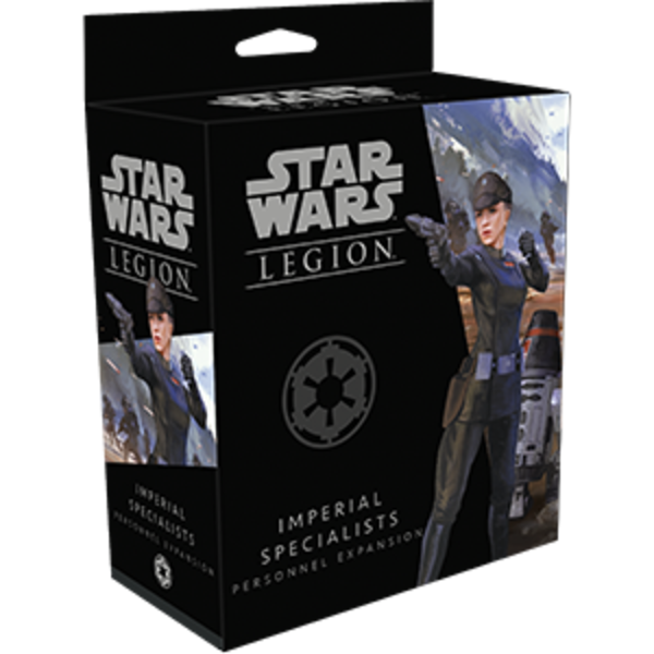 Star Wars Legion Imperial Specialists Personnel Expansion
