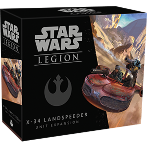 Star Wars Legion X-34 Landspeeder