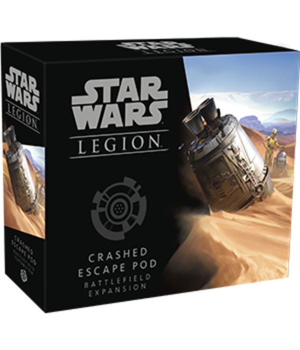 Star Wars Legion Crashed Escape Pod Battlefield Expansion
